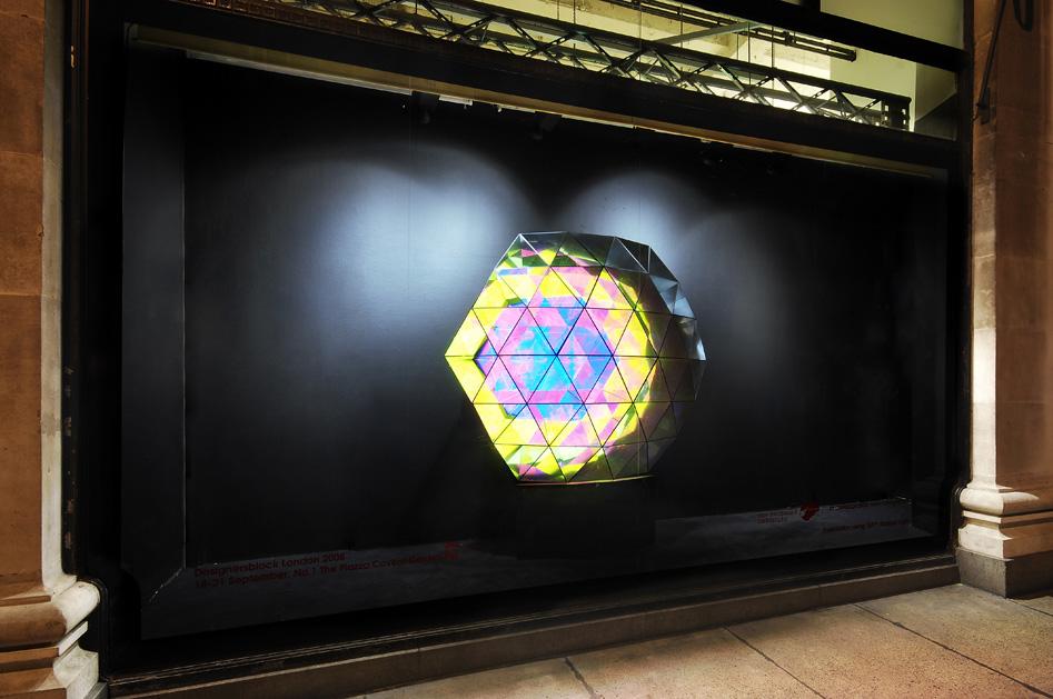 art with windows mirrors jim rokos design kaleidoscope